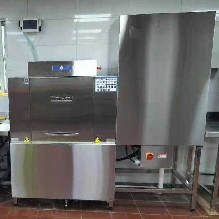 HOBART通道式洗碗机C44BP-D 带烘干机电加热洗碗机